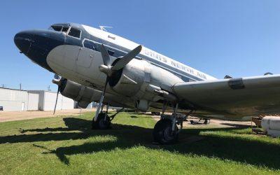 1943 Douglas C47A-35-DL (Dakota) DC-3