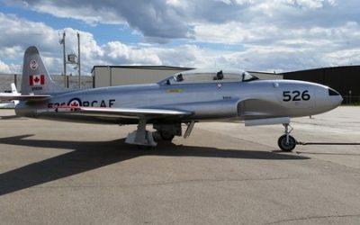 Canadair CE-133 Silver StarT33 Silver Star