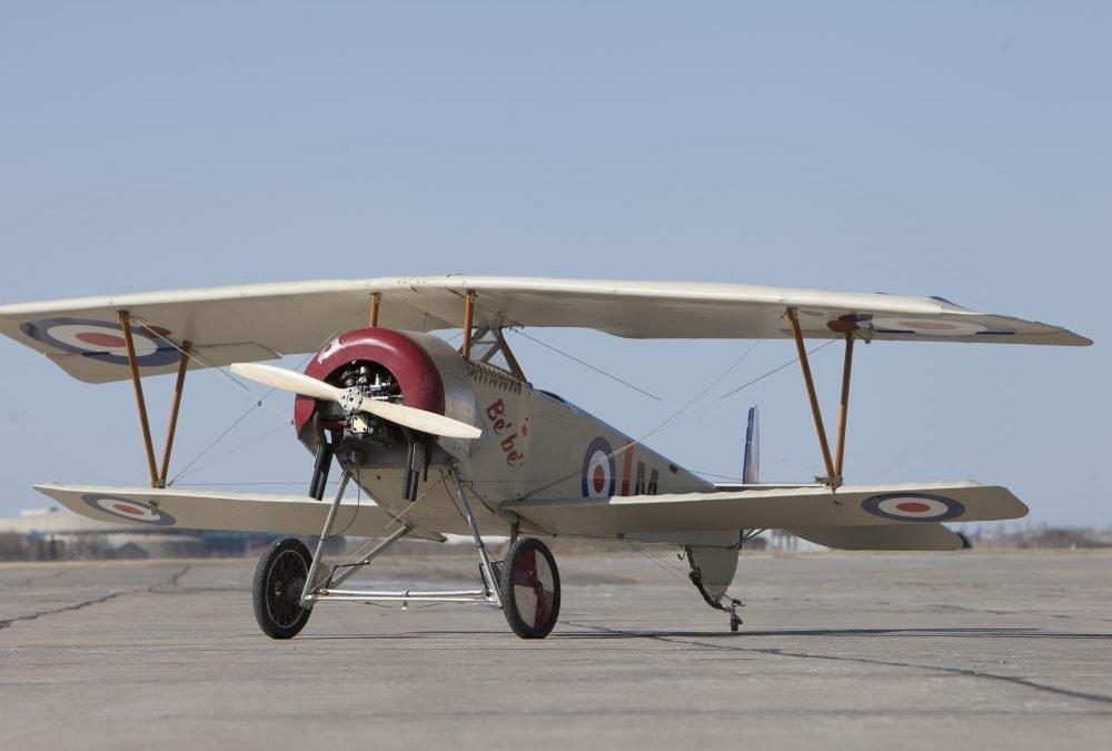 1915 Nieuport 11