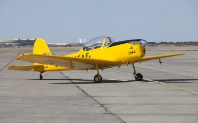 1956 deHavilland DHC-1B-2-S5 Chipmunk