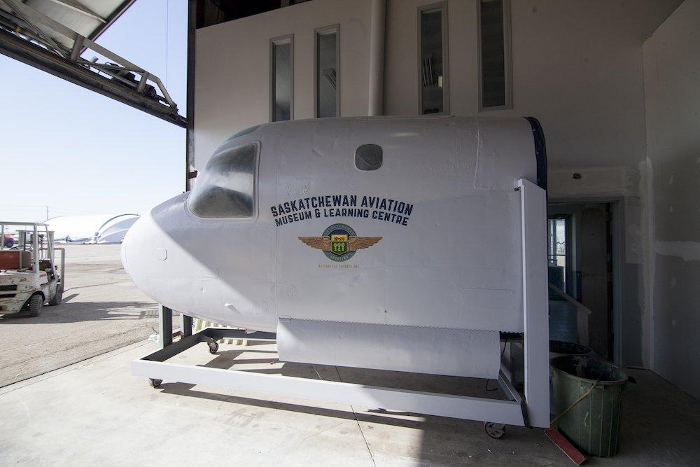 DeHavilland SC-2F Tracker Simulator