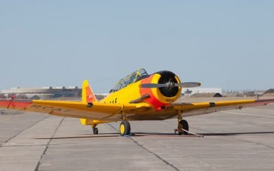 1952 North American Harvard Mk. IV