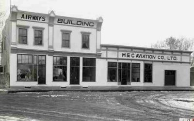 M & C Aviation Co Ltd
