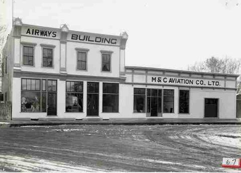 M & C Aviation Co Ltd
