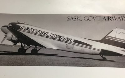 Saskatchewan Government Airways (SGA)