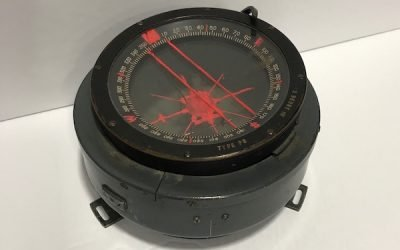 Aircraft Grid Steering Compass – Type P8